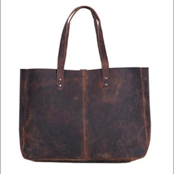 90382baa0b97 Komalc Handbags - Komalc Genuine Soft Buffalo Leather Tote